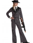 Child Gangster Girl Costume buy now