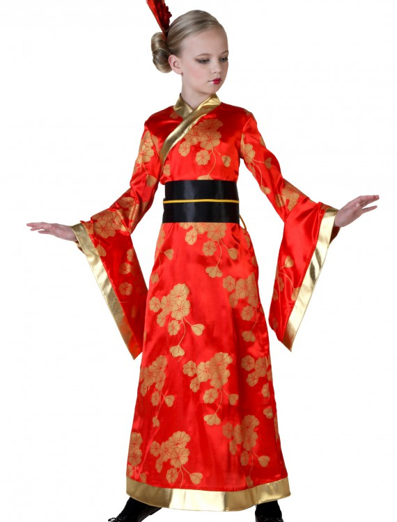 Child Geisha Costume buy now