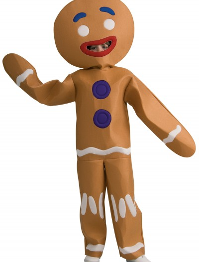 Child Gingerbread Man Costume buy now