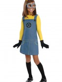 Child Girls Minion Costume buy now