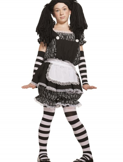 Child Gothic Dolly Costume buy now