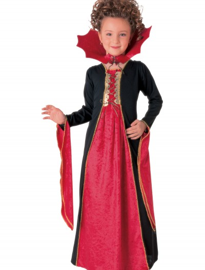 Child Gothic Vampiress Costume buy now
