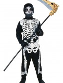 Child Graveyard Skeleton Costume buy now