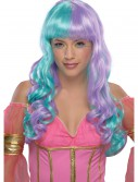 Child Green and Purple Candy Fairy Wig buy now