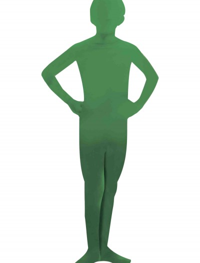 Child Green Man Skin Suit buy now