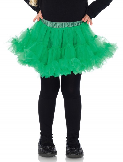 Child Green Petticoat buy now