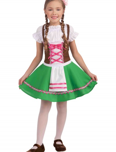 Child Gretel Costume buy now