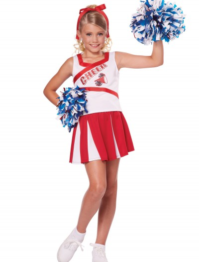 Child High School Cheerleader Costume buy now