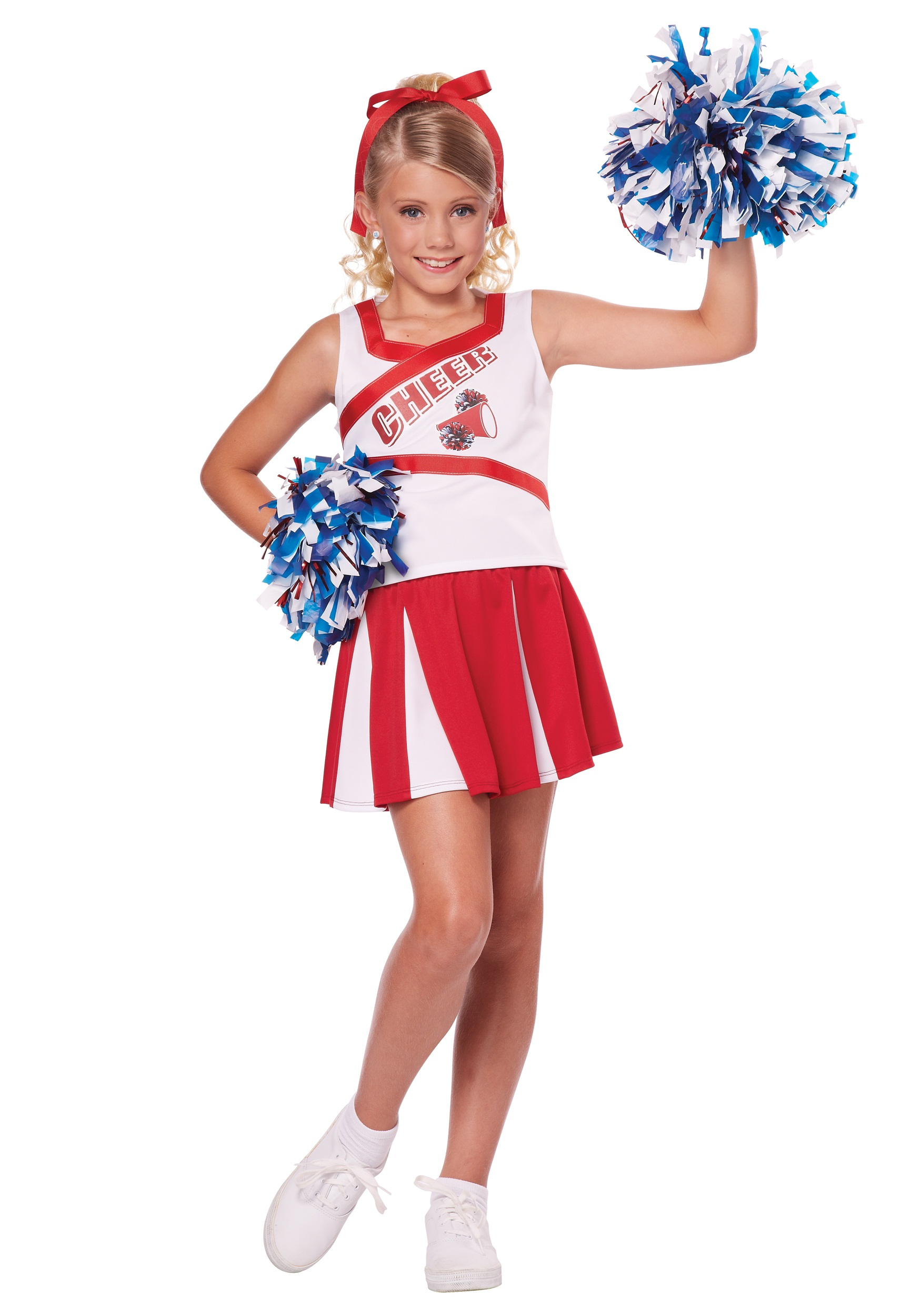 Child High School Cheerleader Costume  sc 1 st  Halloween Costumes & Child High School Cheerleader Costume - Halloween Costumes