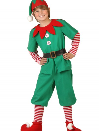 Child Holiday Elf Costume buy now