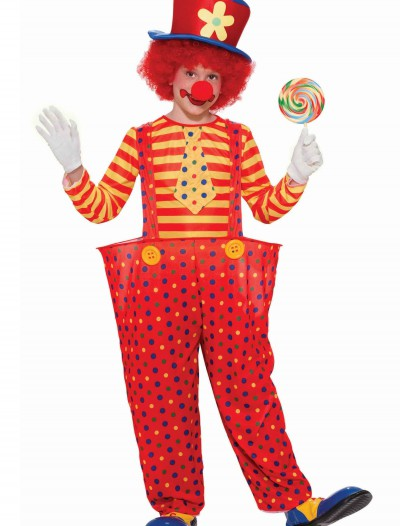 Child Hoopy the Clown Costume buy now