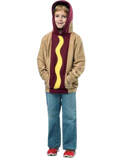 Child Hot Dog Hoodie buy now