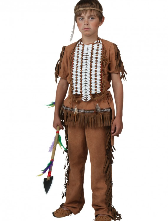Child Indian Costume buy now