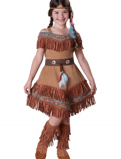 Child Indian Maiden Costume buy now