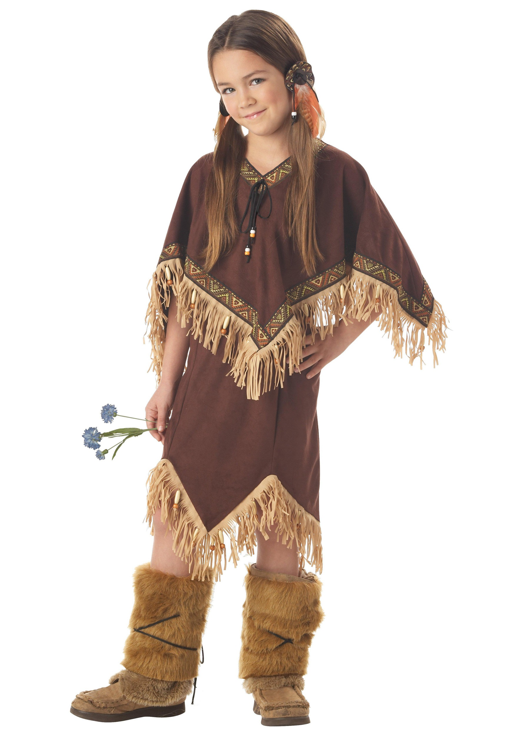 Child Indian Princess Costume  sc 1 st  Halloween Costumes & Child Indian Princess Costume - Halloween Costumes