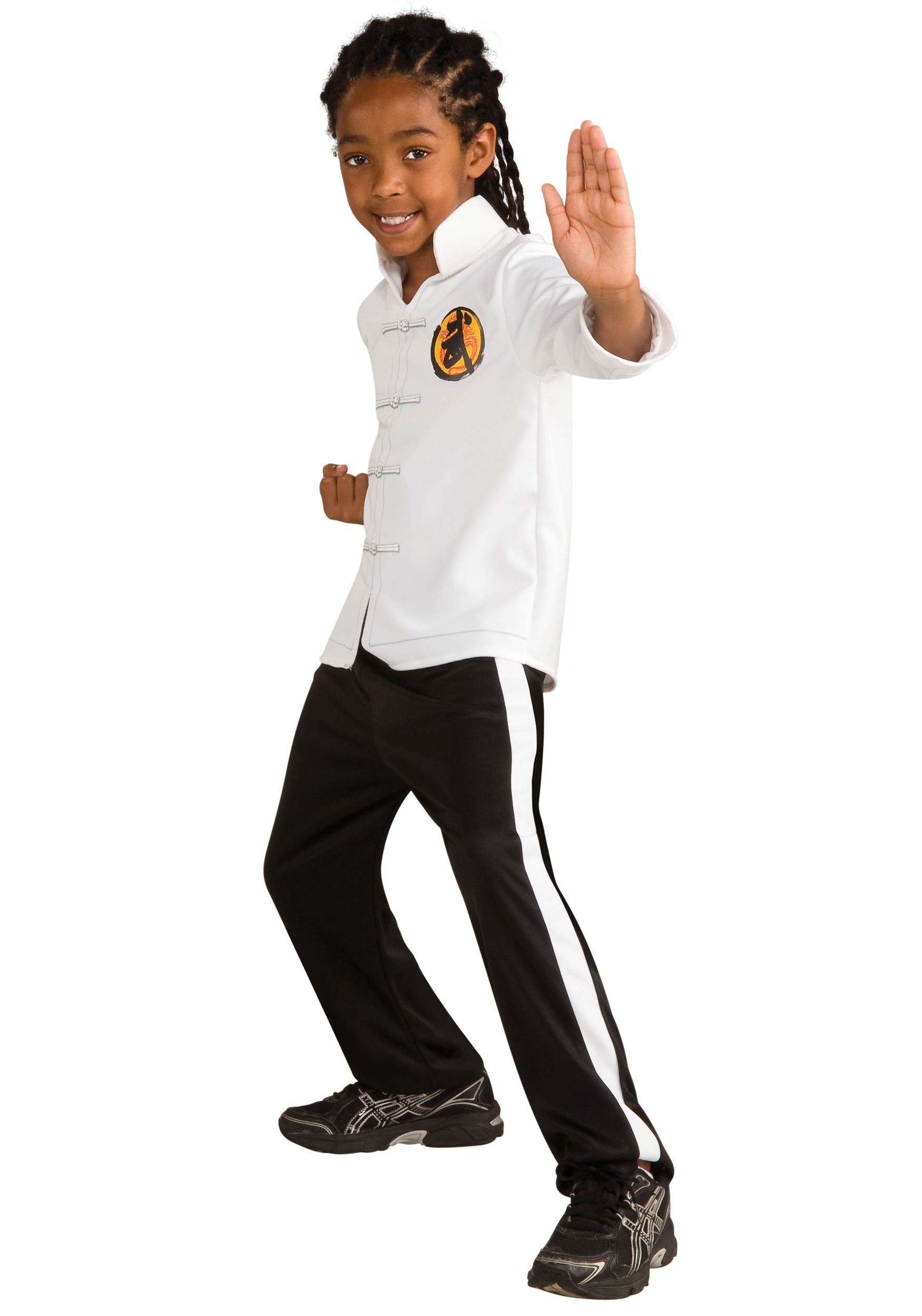 Child Karate Kid Costume  sc 1 st  Halloween Costumes & Child Karate Kid Costume - Halloween Costumes