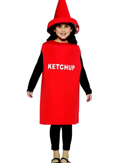 Child Ketchup Costume buy now