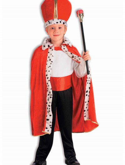 Child King Robe and Crown Set buy now
