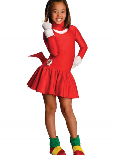 Child Knuckles Girls Costume buy now