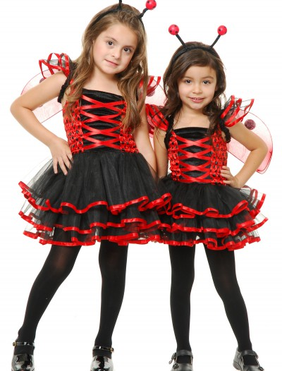 Child Lady Bug Cutie Costume buy now