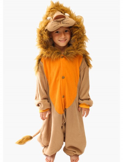 Child Lion Pajama Costume buy now