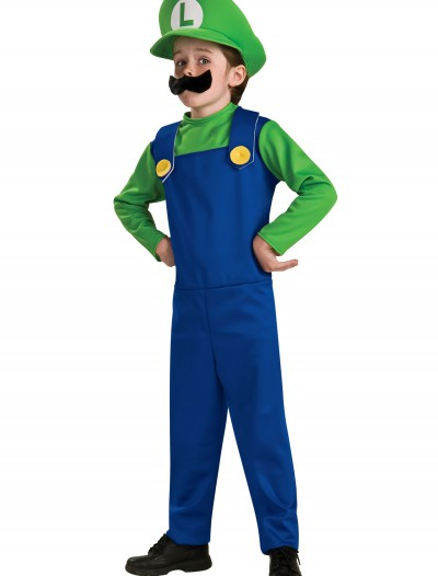 Child Luigi Costume buy now