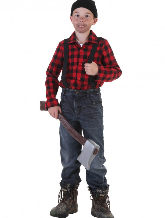 Child Lumberjack Costume buy now