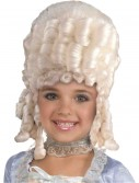 Child Marie Antoinette Wig buy now