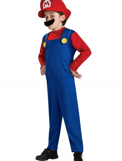 Child Mario Costume buy now