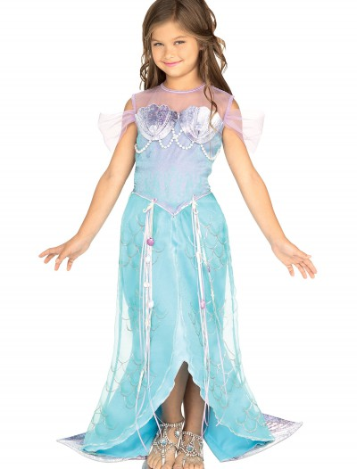 Child Mermaid Princess Costume buy now