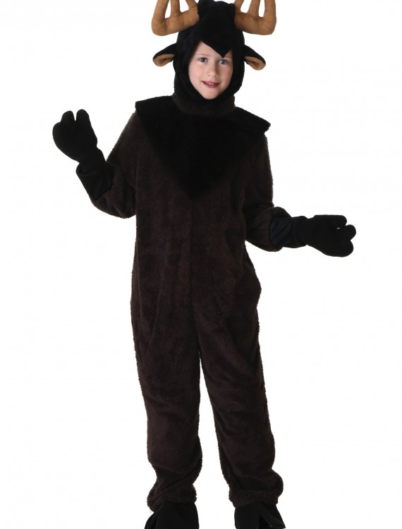 Child Moose Costume buy now