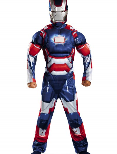 Child Muscle Iron Patriot Costume buy now
