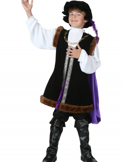 Child Noble Man Costume buy now