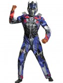 Child Optimus Prime Classic Muscle Movie Costume buy now