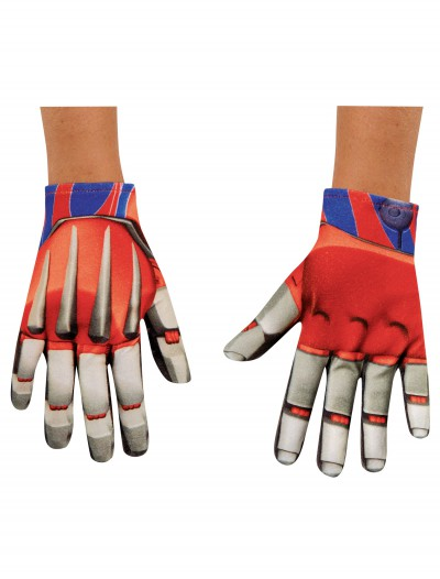 Child Optimus Prime Movie Gloves buy now