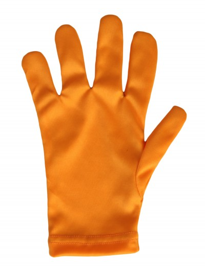 Child Orange Gloves buy now