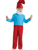 Child Papa Smurf Costume buy now