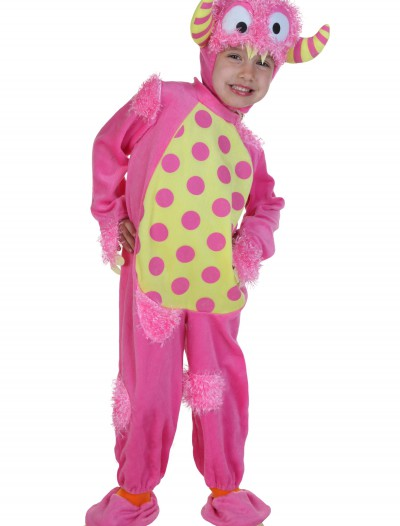 Child Pink Mini Monster Costume buy now