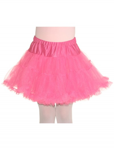 Child Pink Petticoat buy now