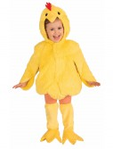 Child Plush Chicken Costume buy now