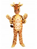 Child Plush Giraffe Costume buy now