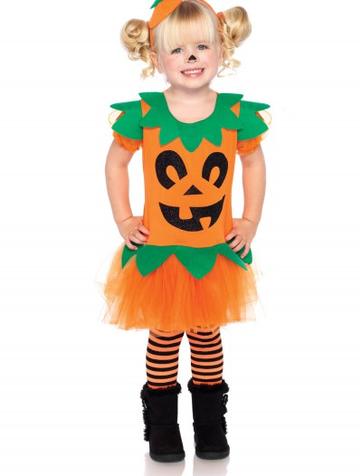 Child Pretty Pumpkin Costume buy now