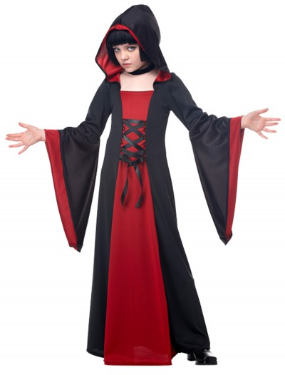 Child Red Hooded Robe buy now