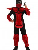 Child Red Ninja Costume buy now