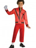 Child Red Thriller Jacket buy now