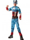 Child Reversible Hulk/Captain America Costume buy now