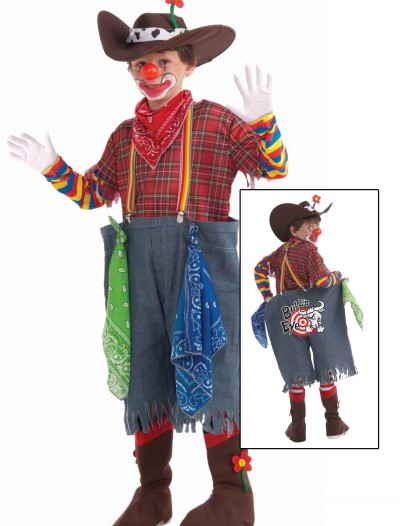 Child Rodeo Clown Costume buy now
