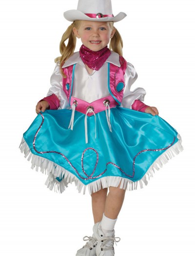 Child Rodeo Princess Costume buy now