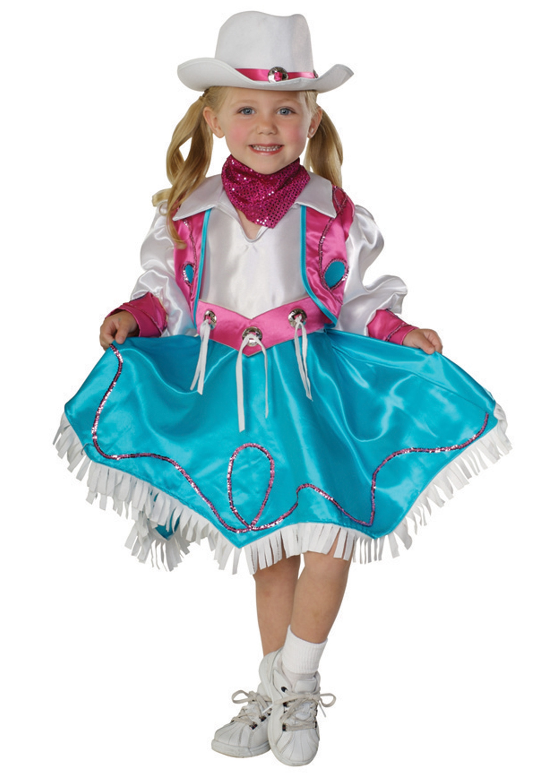 Child Rodeo Princess Costume  sc 1 st  Halloween Costumes : princess costumes halloween  - Germanpascual.Com
