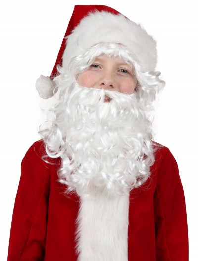 Child Santa Wig and Beard buy now